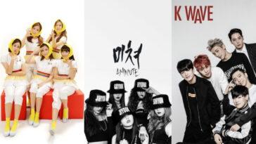 Grup K-Pop Bubar